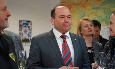 V Ormožu tudi poslanska pisarna poslanca SNS Janija Ivanuše