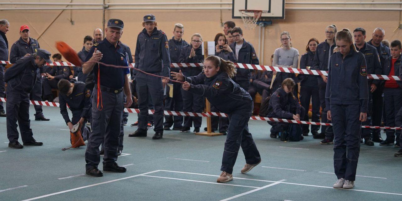 S 16. regijskega kviza gasilske mladine: Mladi pokazali veliko znanja in usposobljenosti