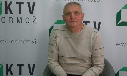 """SPORED KTV ORMOŽ: Nocoj v oddaji """"Med nami povedano"""" Martin Kukovec – predsednik KS Podgorci"""