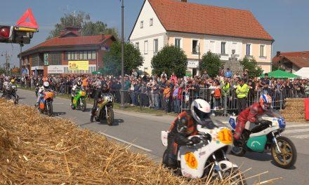 Dirka Slovenija Classic TT 2019 Središče ob Dravi se nadaljuje še danes