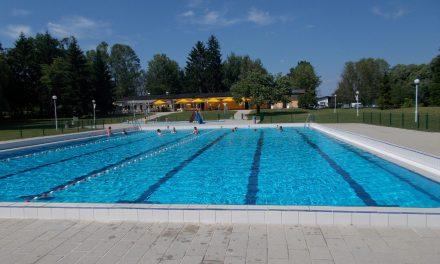 Ormoški bazen je odprt!