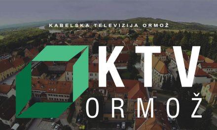 SPORED KTV ORMOŽ od 19. avgusta 2019