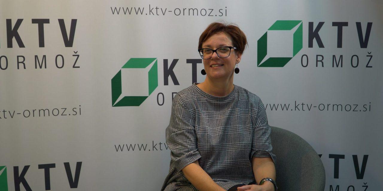 SPORED KTV ORMOŽ: V nocojšnji pogovorni oddaji ravnateljica Gimnazije Ormož Klavdija Zorjan Škorjanec