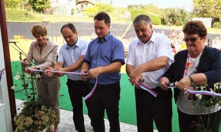 V Ivanjkovcih odprli nov prizidek k vrtcu