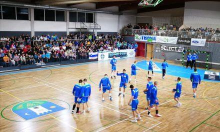 Športna trdnjava HARD EK: Slovenska rokometna reprezentanca remizirala z Nizozemsko (29 : 29)