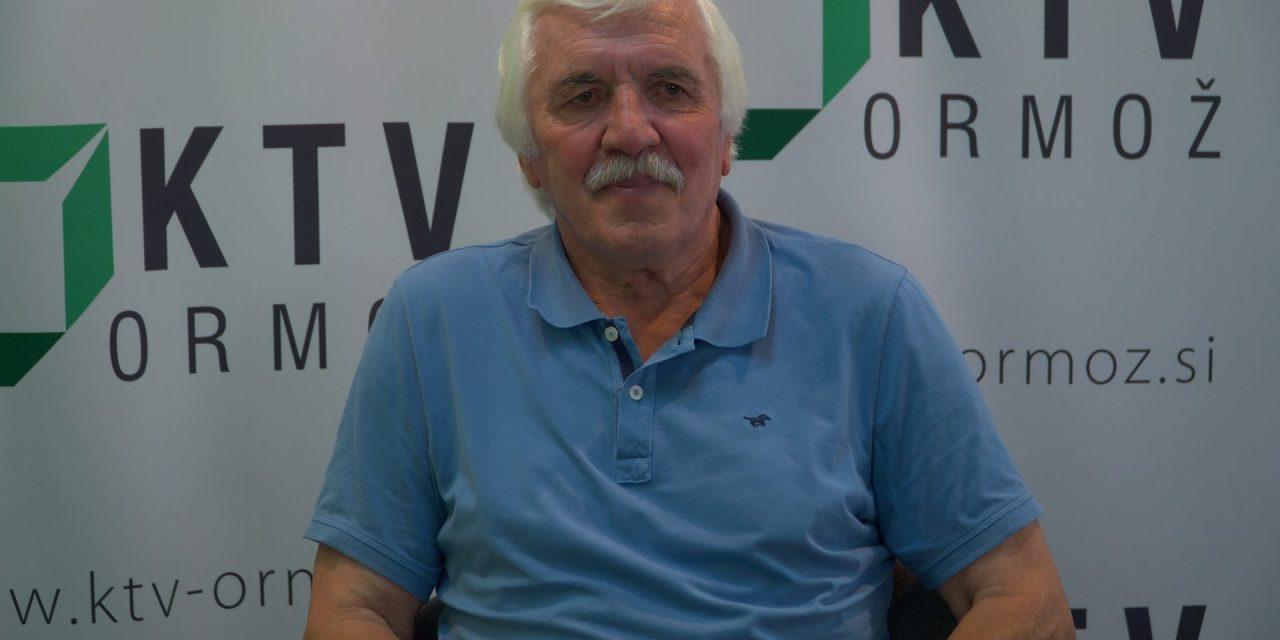 """SPORED KTV ORMOŽ: V nocojšnji pogovorni oddaji """"Med nami povedano"""" bo gost Tone Luskovič – predsednik Zgodovinskega društva ORMOŽ"""