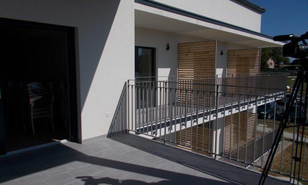 V Svetem Tomažu bodo kmalu odprli novi Medgeneracijski center, kjer bo 32 ležišč za starejše občane