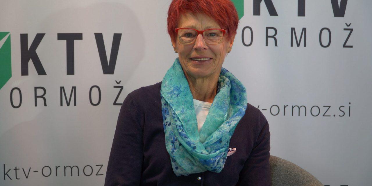 SPORED KTV ORMOŽ: V nocojšnji pogovorni oddaji bo gostja predsednica Društva za osteoporozo CILKA ŠPINDLER