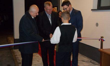 V Svetem Tomažu svečano odprli novi Medgeneracijski center