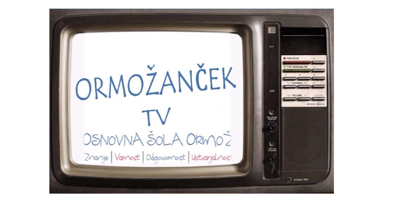 SPORED KTV ORMOŽ:   Danes ob 20.uri  ORMOŽANČEK TV