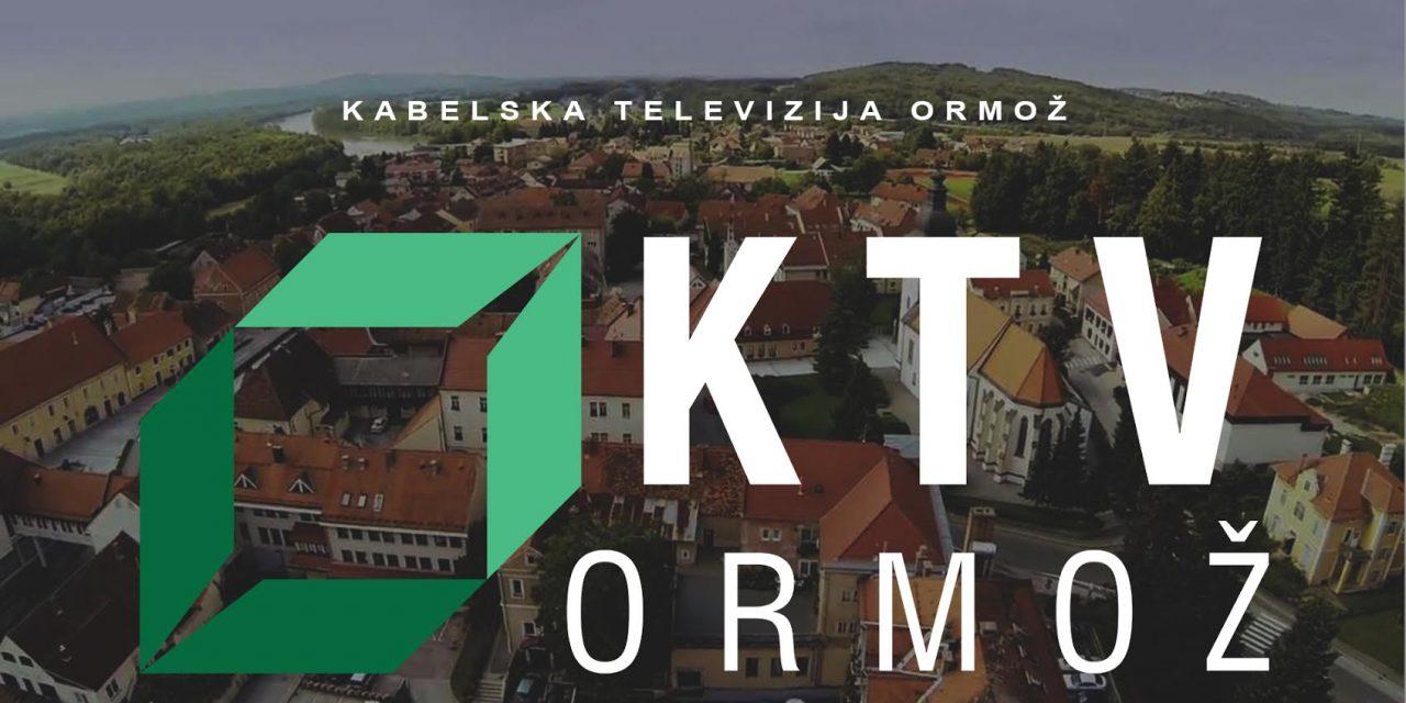 SPORED KTV ORMOŽ:  Nocoj posnetek občinske proslave ob Dnevu kulture