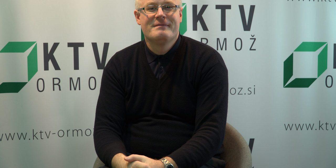 SPORED KTV ORMOŽ: Gost v nocojšnji pogovorni oddaji bo duhovnik Dušan Todorovič