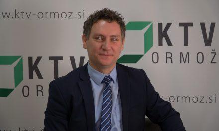 SPORED KTV ORMOŽ: Gost v nocojšnji pogovorni oddaji bo župan Danijel Vrbnjak, mag. pols. ved