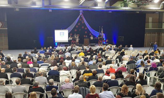 Na županovem ponovoletnem srečanju okrog 400 povabljenih