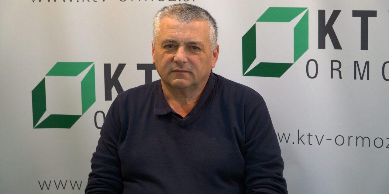 SPORED KTV ORMOŽ: V nocojšnji pogovorni oddaji bo gost Stanko Podgorelec – predsednik NK ORMOŽ