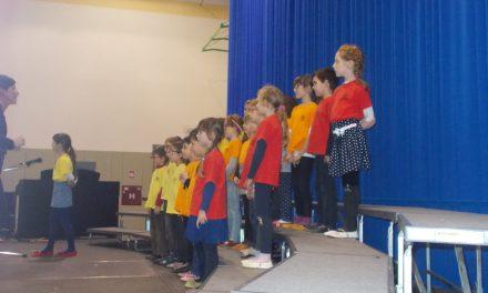 Cicido 2020: Nastopilo 14 otroških pevski zborov