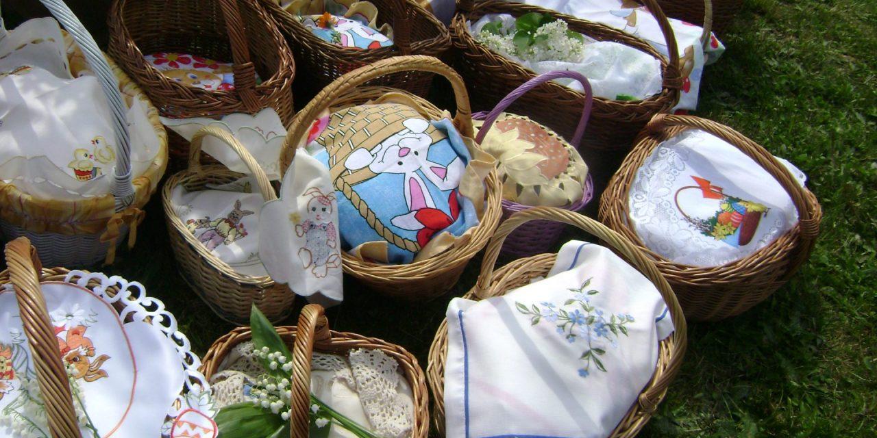 Blagoslov velikonočnih jedi v soboto ob 12. in 17. uri tudi na programu KTV ORMOŽ