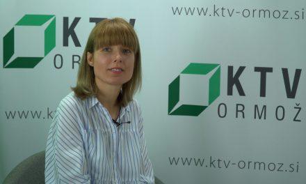 SPORED KTV ORMOŽ: V nocojšnji pogovorni oddaji bo gostja Urška Maučič – zaposlena v DZ RS