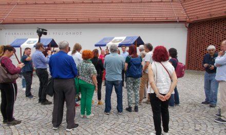 Ormož in okolico obiskalo 27 turističnih novinarjev iz Slovenije, Hrvaške in Rusije
