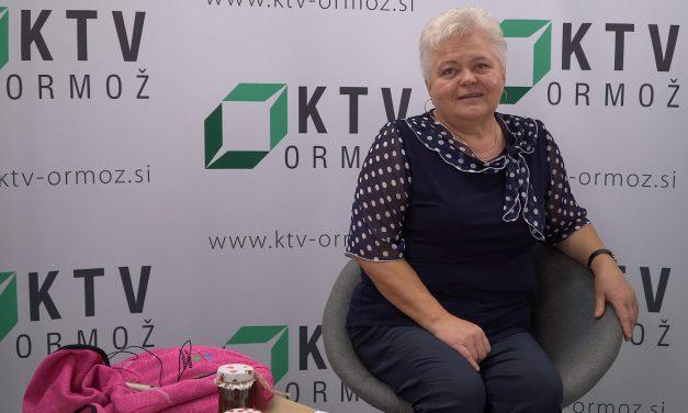 SPORED KTV ORMOŽ: Gostja v nocojšnji pogovorni oddaji bo Dragica Florjanič – predsednica TD Središče ob Dravi