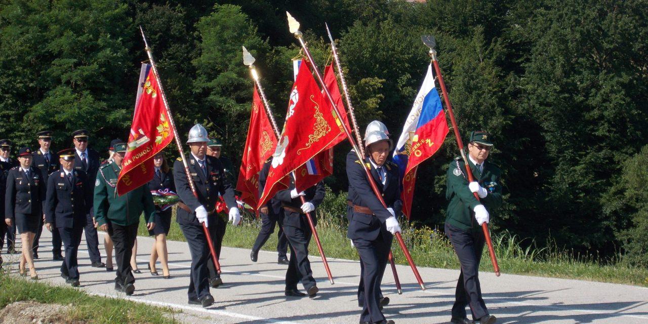 Gasilci GZ ORMOŽ danes praznujejo svoj 49. dan gasilcev