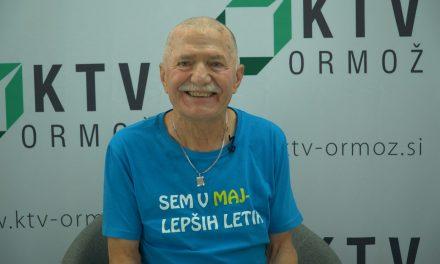 SPORED KTV ORMOŽ: V nocojšnji pogovorni oddaji bo gost Marijan Janžekovič ( čil osemdesetletnik iz Svetega Tomaža )