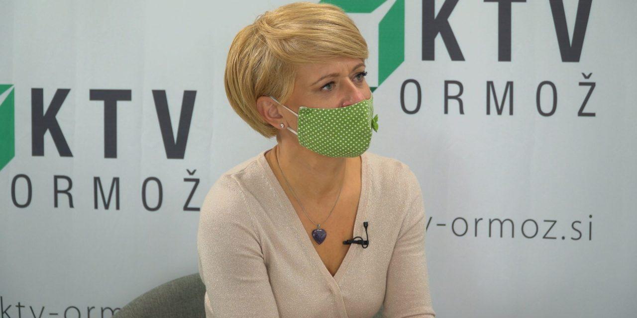 """SPORED KTV ORMOŽ: V nocojšnji oddaji """"Med nami povedano"""" bo gostja dr. Aleksandra Pivec – bivša ministrica za kmetijstvo, gozdarstvo in prehrano"""