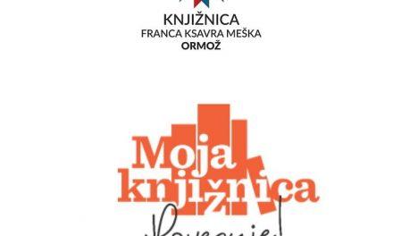 """Knjižnica """"F. K. Meška"""" Ormož in vse njene enote delujejo v okviru običajnih delovnih časov"""