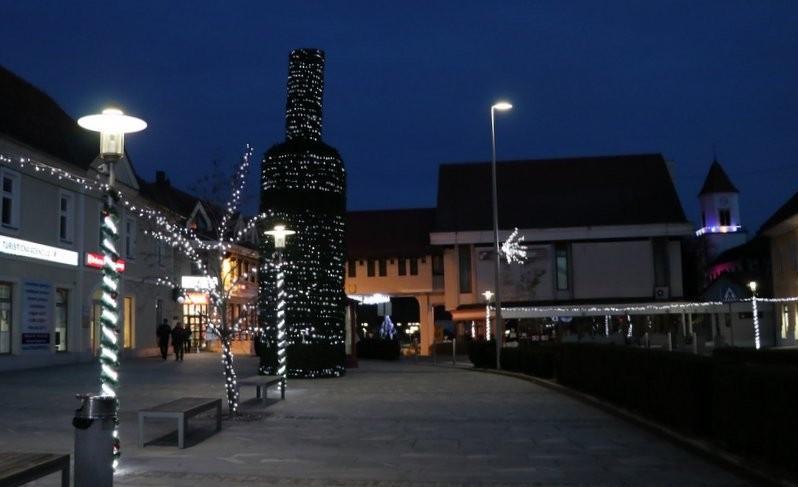Praznične lučke v Ormožu bodo zagorele v petek, 4. decembra ob 17.uri