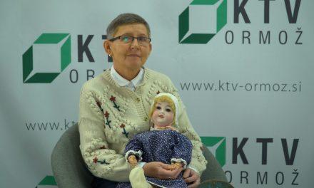 SPORED KTV ORMOŽ:  V nocojšnji pogovorni oddaji o punčkah oziroma pupikah z etnologinjo Nevenko Korpič