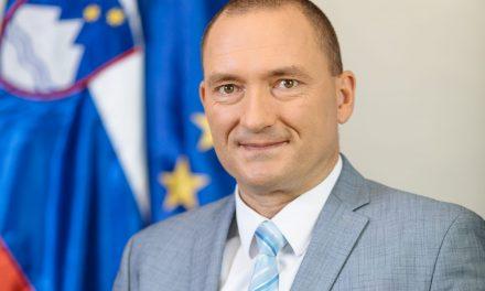 Minister za kmetijstvo Jože Podgoršek na delovnem obisku v Podravju in Pomurju