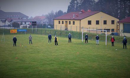 Ormoški trenerji so se pridružili simbolni vseslovenski akciji nogometnih trenerjev