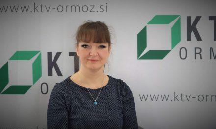 SPORED KTV ORMOŽ: V pogovorni oddaji Med nami povedano gostimo Anito Bolčevič iz Horti-turističnega društva Ormož