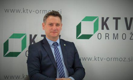 SPORED KTV ORMOŽ: V nocojšnji pogovorni oddaji župan občine Ormož Danijel Vrbnjak