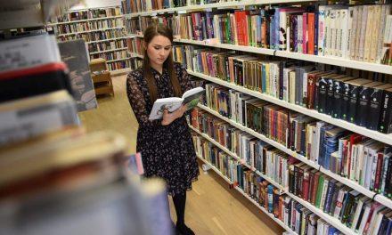 Knjižnica  F. K. Meška Ormož bo od 1. do vključno 11. aprila zaprta