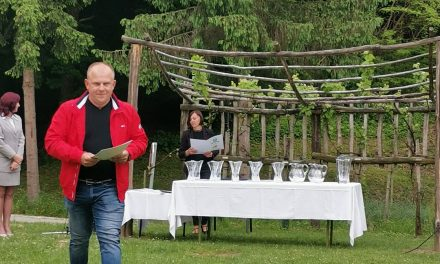 V Podgorcih podelili priznanja za vina ocenjena na letošnjem 44. ocenjevanju vin