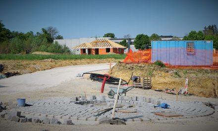 Novo stanovanjsko naselje pri Vinski kleti kmalu komunalno urejeno