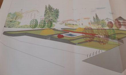 Kmalu se bo začela ureditev parka ob avtobusni postaji v Ormožu