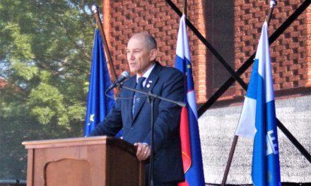 Slovesnost ob 30.obletnici osamosvojitvenih bojev na območju Ormoža