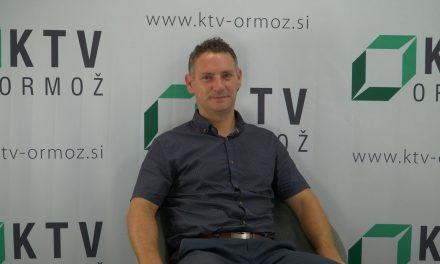 SPORED KTV ORMOŽ: V nocojšnji pogovorni oddaji sodeluje župan občine Ormož Danijel Vrbnjak