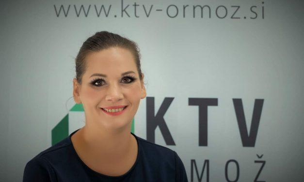SPORED KTV ORMOŽ: V nocojšnji pogovorni oddaji bo sodelovala POLONA KUKOVEC LAKOTA – direktorica MPI ORMOŽ