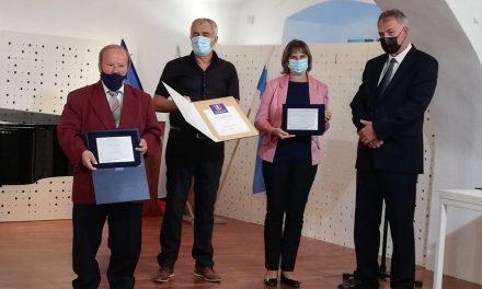 Podelili priznanja Krajevne skupnosti Ormož